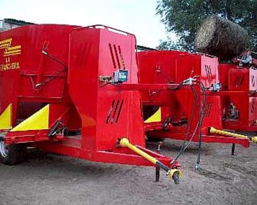 Mixer Vertical 14m3 Cnia. Menonita Directo Fabrica