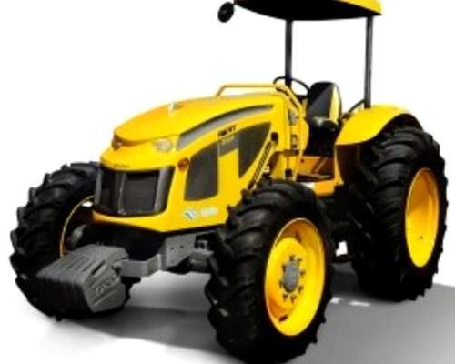 Tractor Pauny 210a con Techo. con Levante Tres Puntos