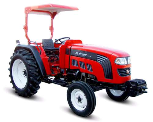 Tractor Hanomag 600a - Vende Forjagro