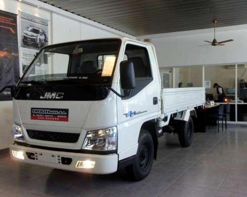 Jmc N 601, Motor Isuzu 2.8 115 HP, para 2,5 Ton. 0km. MY18