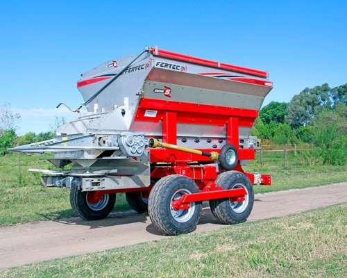Fertilizadora Fertec 3000 Balancín
