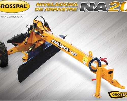 Niveladora de Arrastre NA 20 - Grosspal