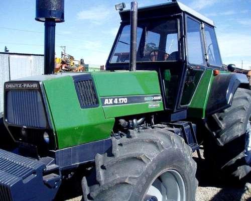 Tractor Deutz AX 4.170