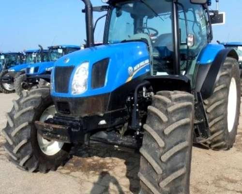 Tractor New Holland T6.130 Promo Precampaña