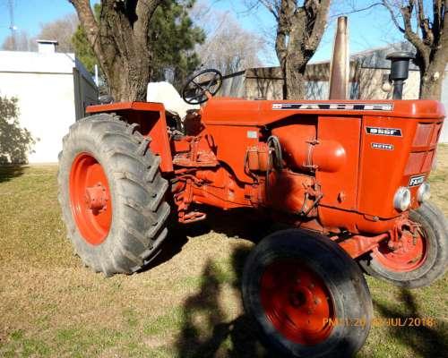 Tractor Fahr D66f Motor 2114