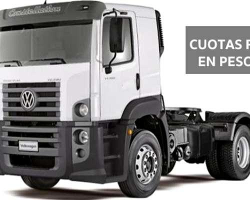 Camión Volkswagen Constellation 17.280/35 Tractor