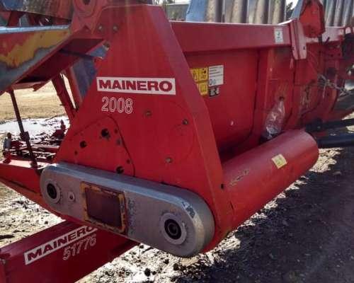 Maicero Mainero 14 a 52 Linea 2008 Reparado Completo