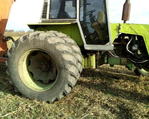 Tractor Zanello 230, Saladillo