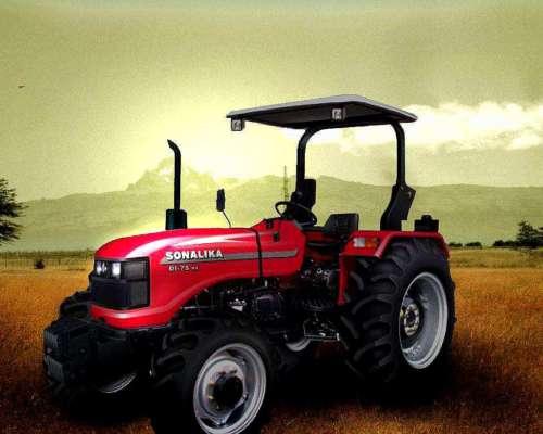 Tractor Apache 75 HP Nuevo Vende Cignoli Hnos