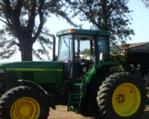 Tractor John Deere 7810 año 97
