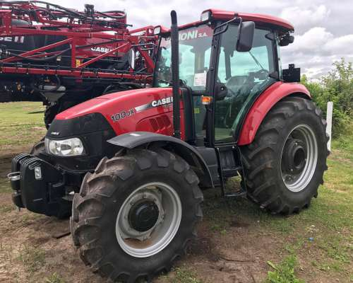 Tractor Case Farmall 100 JX - Nuevo - Financiacion