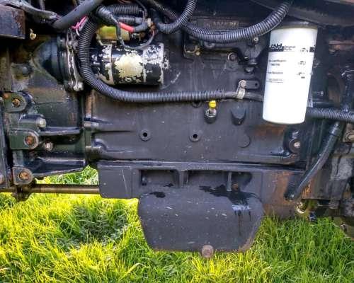 Tractor New Holland TL95 e Doble Tracción .
