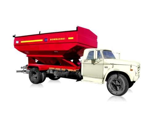 Autodescargable para Camión con Noria Bombassei