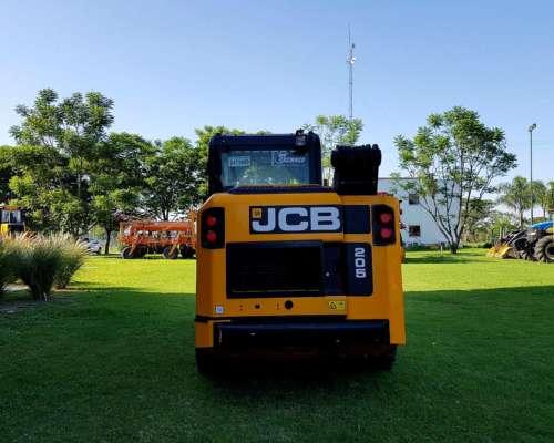 Minicargador JCB 205 - 60 HP, 930 Kg