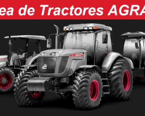 Tractores Agrale Linea Completa