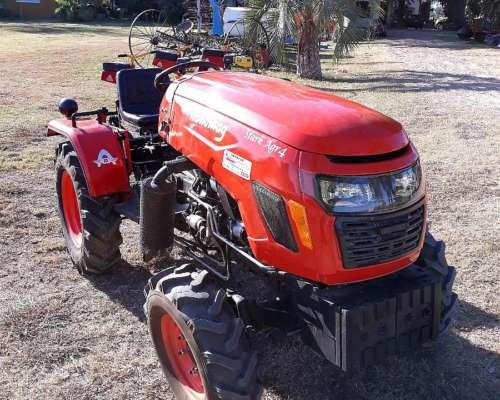 Tractor Hanomag Stark Agrícola Doble Tracción