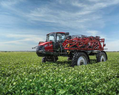 Pulverizador - Case IH Patriot 350