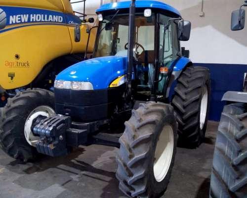Tractor New Holland Td95d Excelente Estado 2000hs.