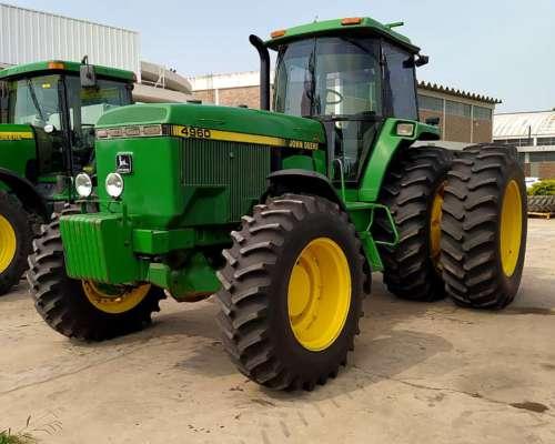 Tractor John Deere 4960