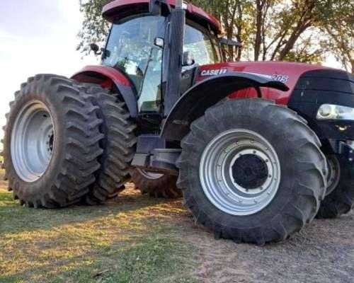 Tractor Case Puma 205