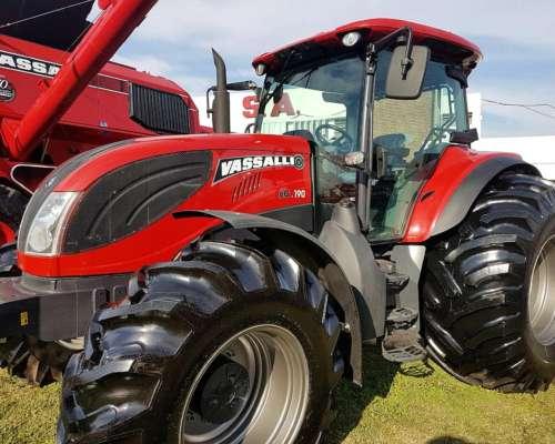 Tractor Vassalli 6d-190 OKM