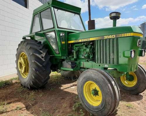 Tractor John Deere 3140 Reparado,con 23.1x30 Oferta