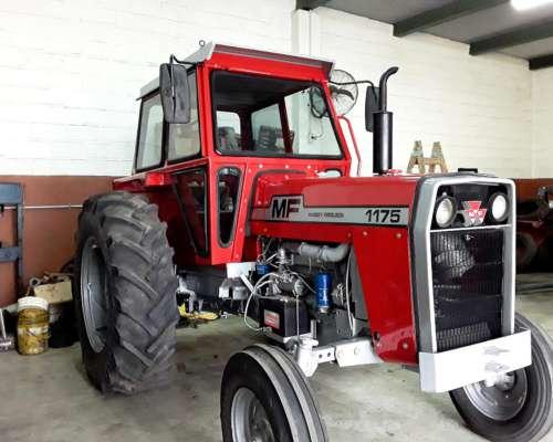 Vendo Massey Ferguson 1175