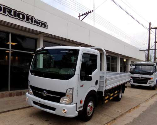 Dfm Nissan T01 Cabina Simple 140hp 0km My20. P/4 Ton.