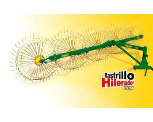Rastrillo Agroar Modelo RHM