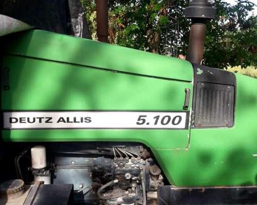 Deutz 5.100 con 3925 Hs