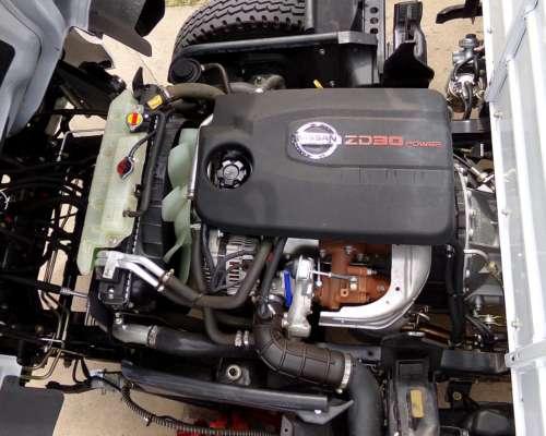Dfm T01 C/ Simple Motor Nissan 140hp 0km MY20 P/ 4 Ton.