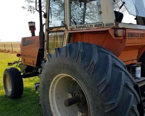 Tractor Zanello 220 muy Bueno
