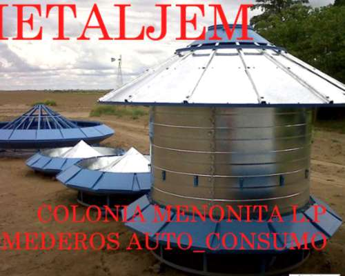 Oferta.silos Comederos de 7 TN,12 TN y 18 Toneladas.