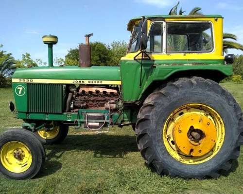 Tractor John Deere 3530