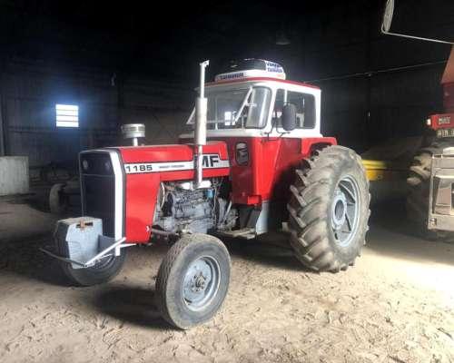 Massey Ferguson 1185,año 1980, Cabina, Hidraulico