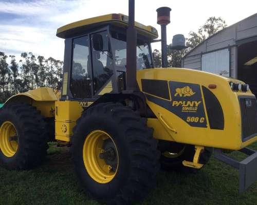 Tractor Pauny 500, Necochea