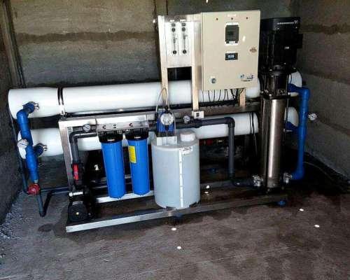 Osmosis Inversa - Purificador De Agua. Equipos A Medida.
