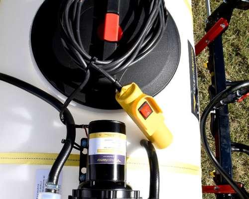 Pulverizador AM 440 Botalón 6,3 Metros 3puntos