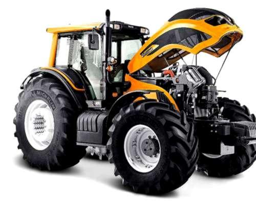 Tractor Valtra Linea BH194 Generacion 4