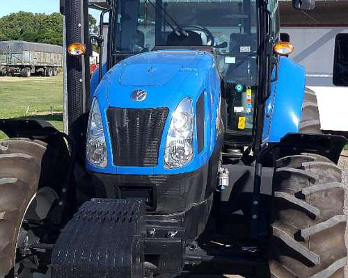 Tractor New Holland T6 Nuevo