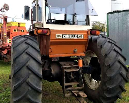 Tractor Zanello V-210 con Cabina - 110hp