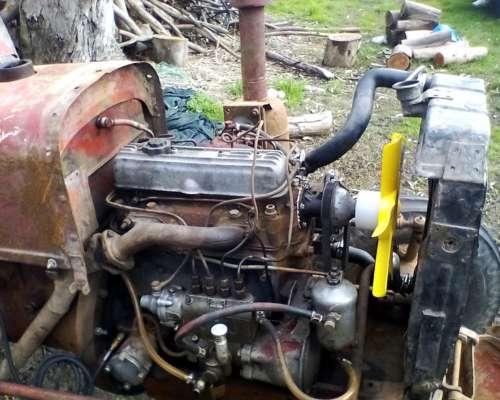 Tractor Fahr D 177