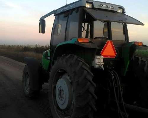 Tractor Agco Allís 6.95 Enganche de 3 Puntos