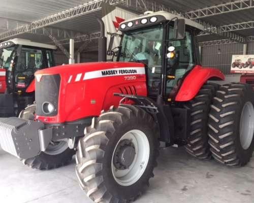 Tractor Massey Ferguson MF7390 - 200hp -con Dyna 6 - Oferta