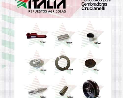 Repuestos para Sembradoras Crucianelli, Linea Completa.