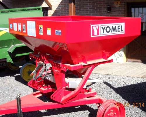 Fertilizadora Yomel FA 1.18 - Nuevas Disponibles