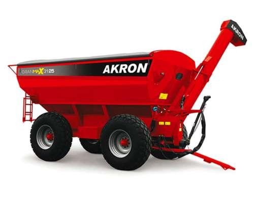 Tolva Autodescargable Akron Granmax 3125