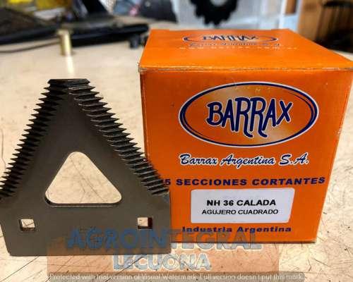 Seccion Barrax New Holland