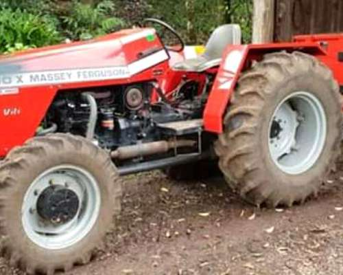 Massey Ferguson 4X4 Viñatero