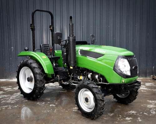 Tractor Chery Tipo Case 45 HP Simple Traccion 3 Puntos